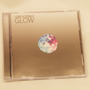 Glow cd-front