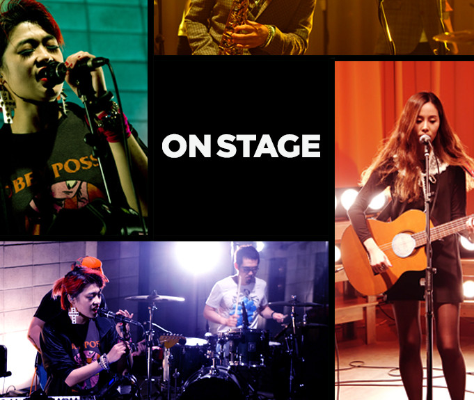 Love X Stereo performing Naver OnStage Live at V-hall with Fromm & Common Ground #lovexstereo #온스테이지 #OnStage